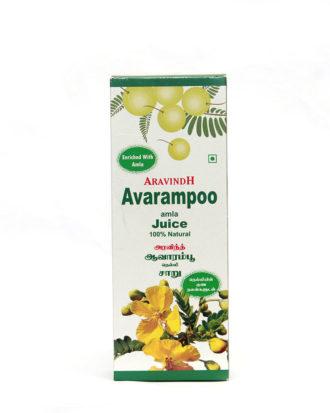 ARAVINDH AVARAMPOO AMLA JUICE