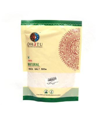 DHATU ORGANIC ROCK SALT