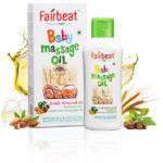 Fairbeat Baby Almond Massage Oil