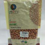 Dhatu Organic Peanuts