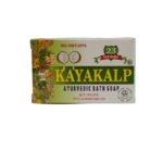 KAYAKALP AYURVEDIC BATH SOAP 75gm