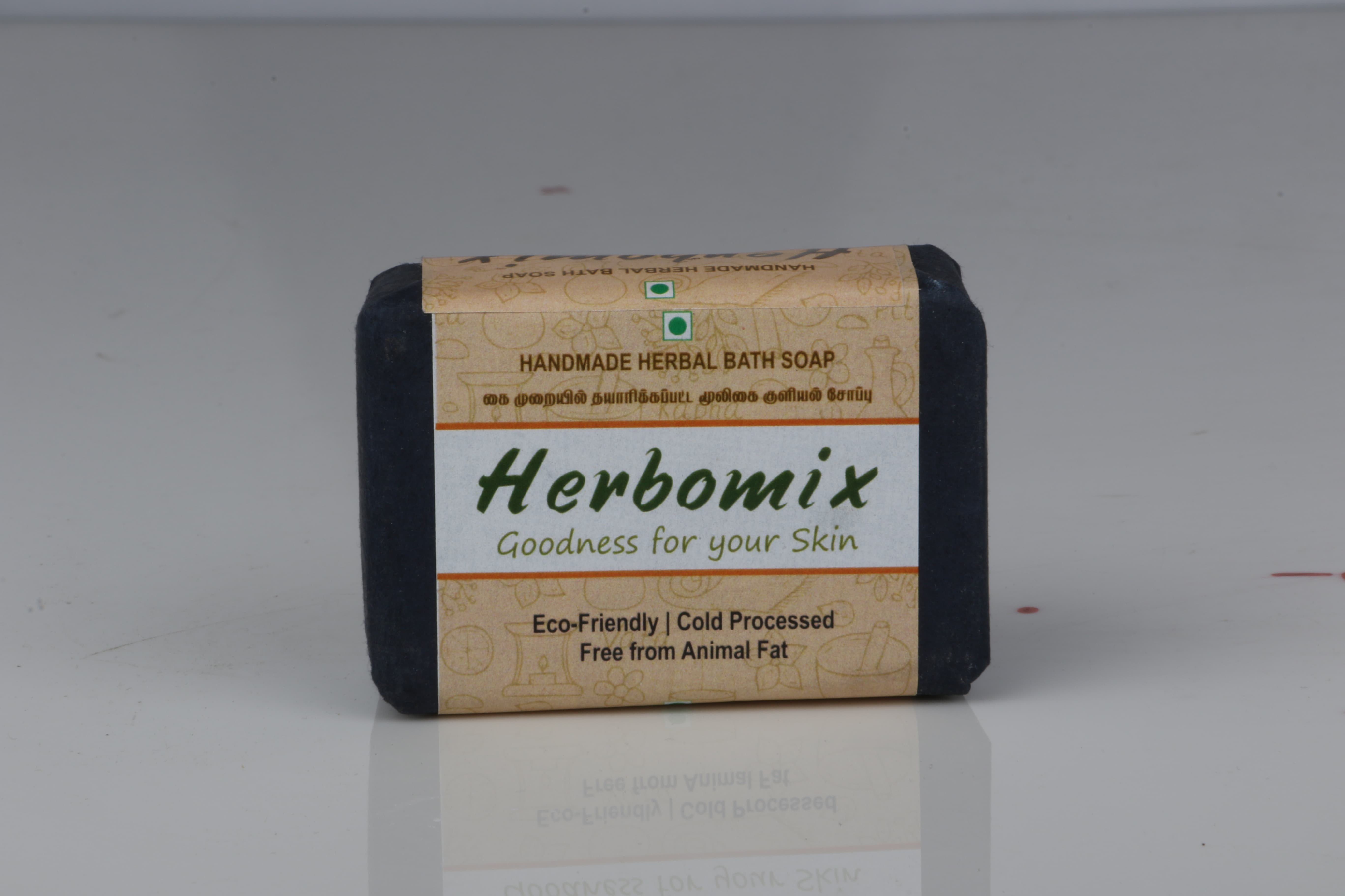 ALOE HERBOMIX HANDMADE SOAP 100GM
