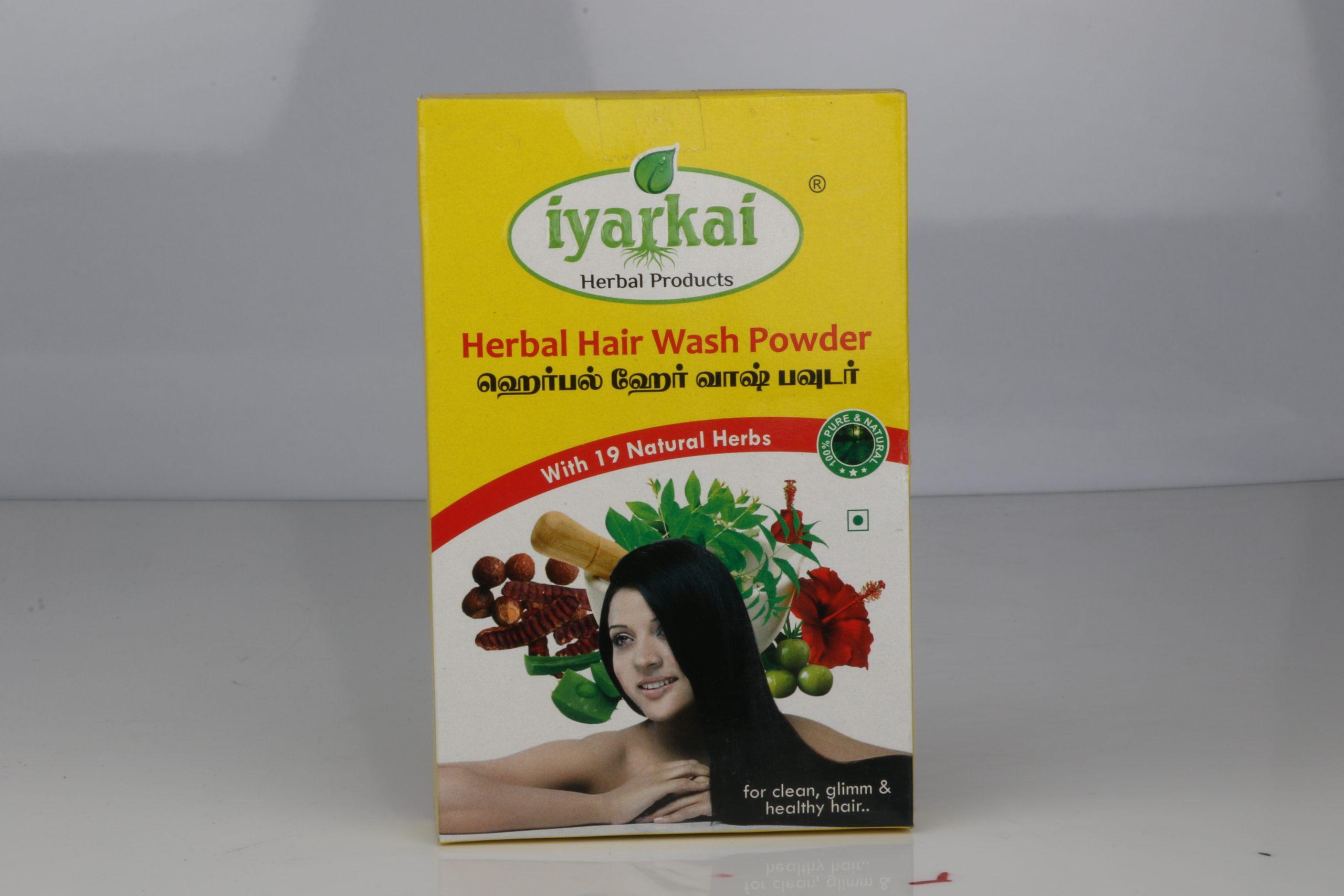 IYARKAI HERBAL HAIRWASH 250GM