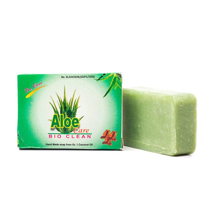 Aloevera Bio clean soap - hand made - coconut oil