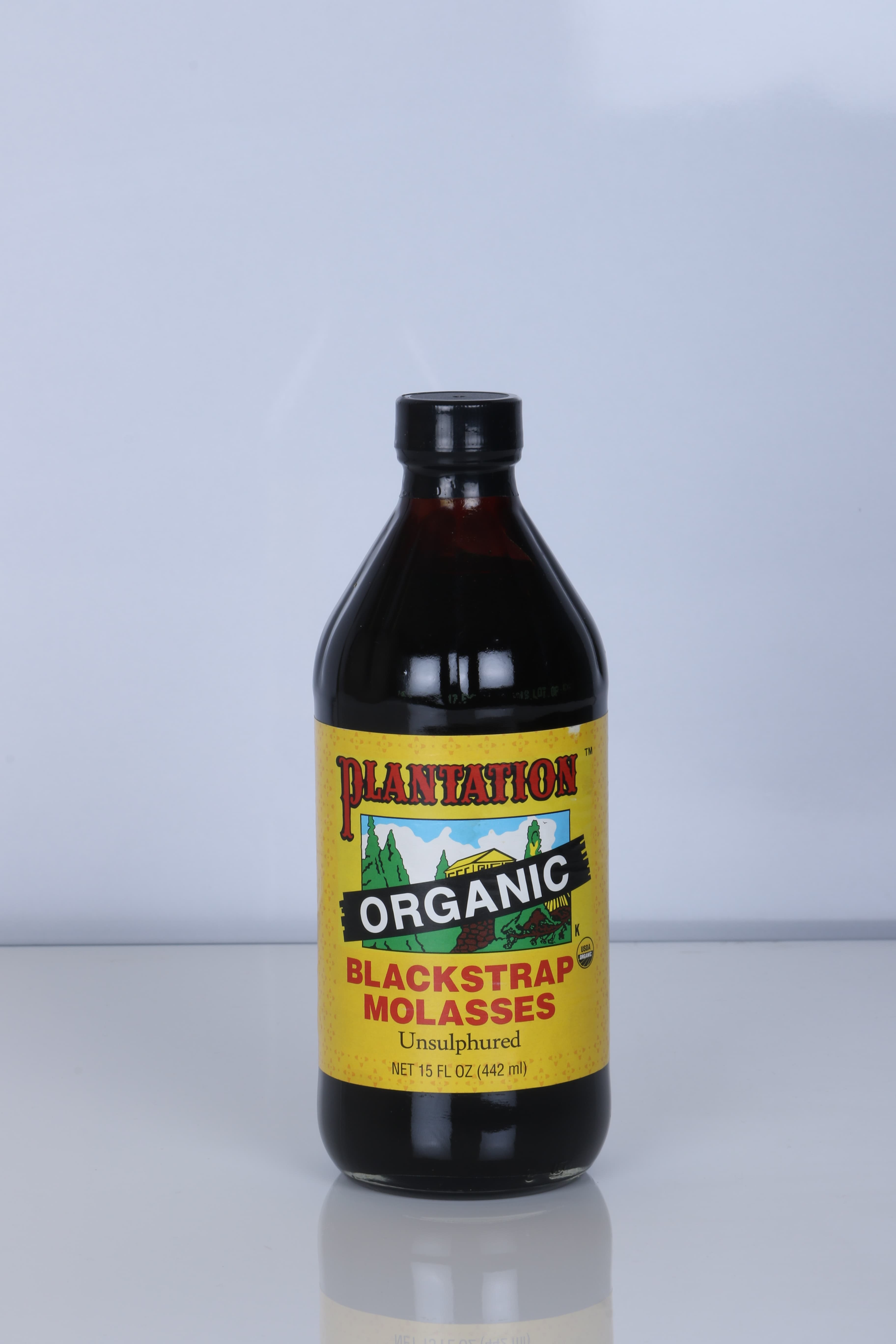 MELROSE ORGANIC MOLASSES 600GM
