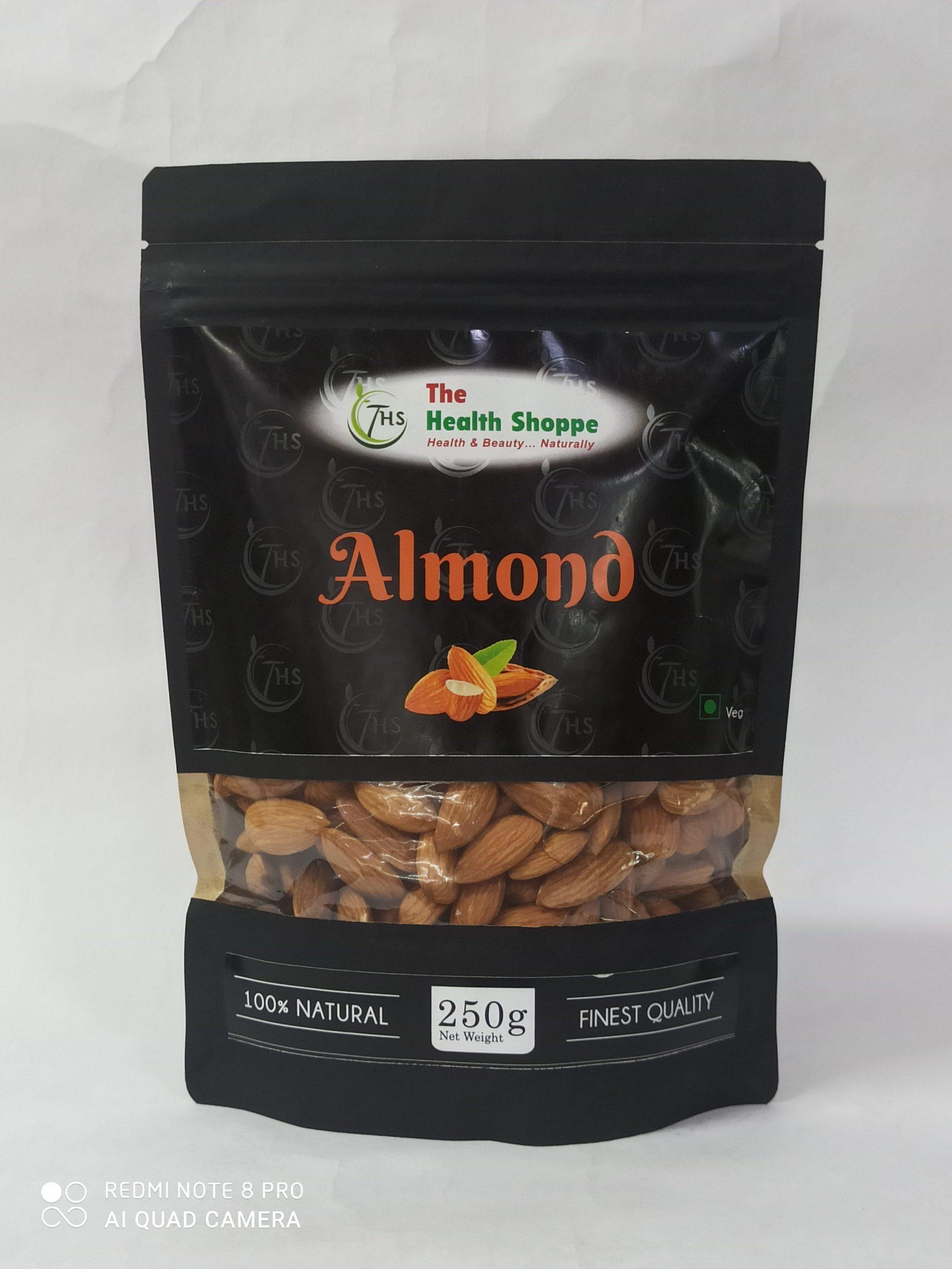 """THS""Almond 250gm"