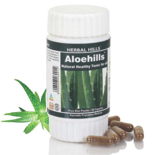 Herbal Hills Aloe Hills