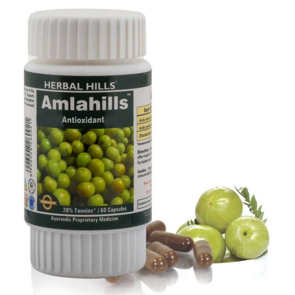 Herbal Hills Amla Herbal Capsules