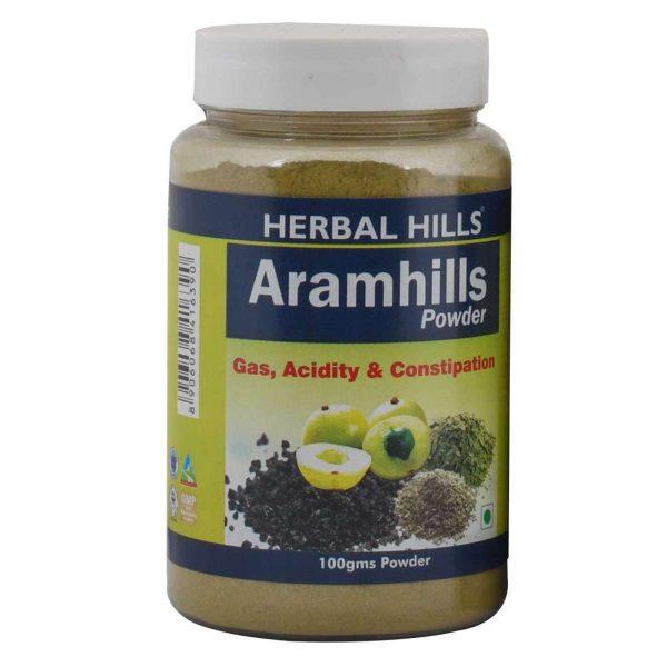 Herbal Hills Aramhills Powder