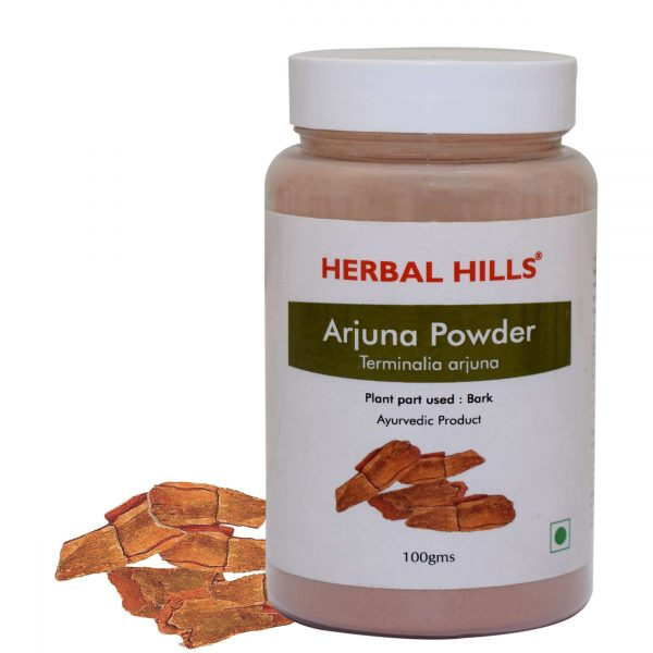 Herbal Hills Arjuna Powder
