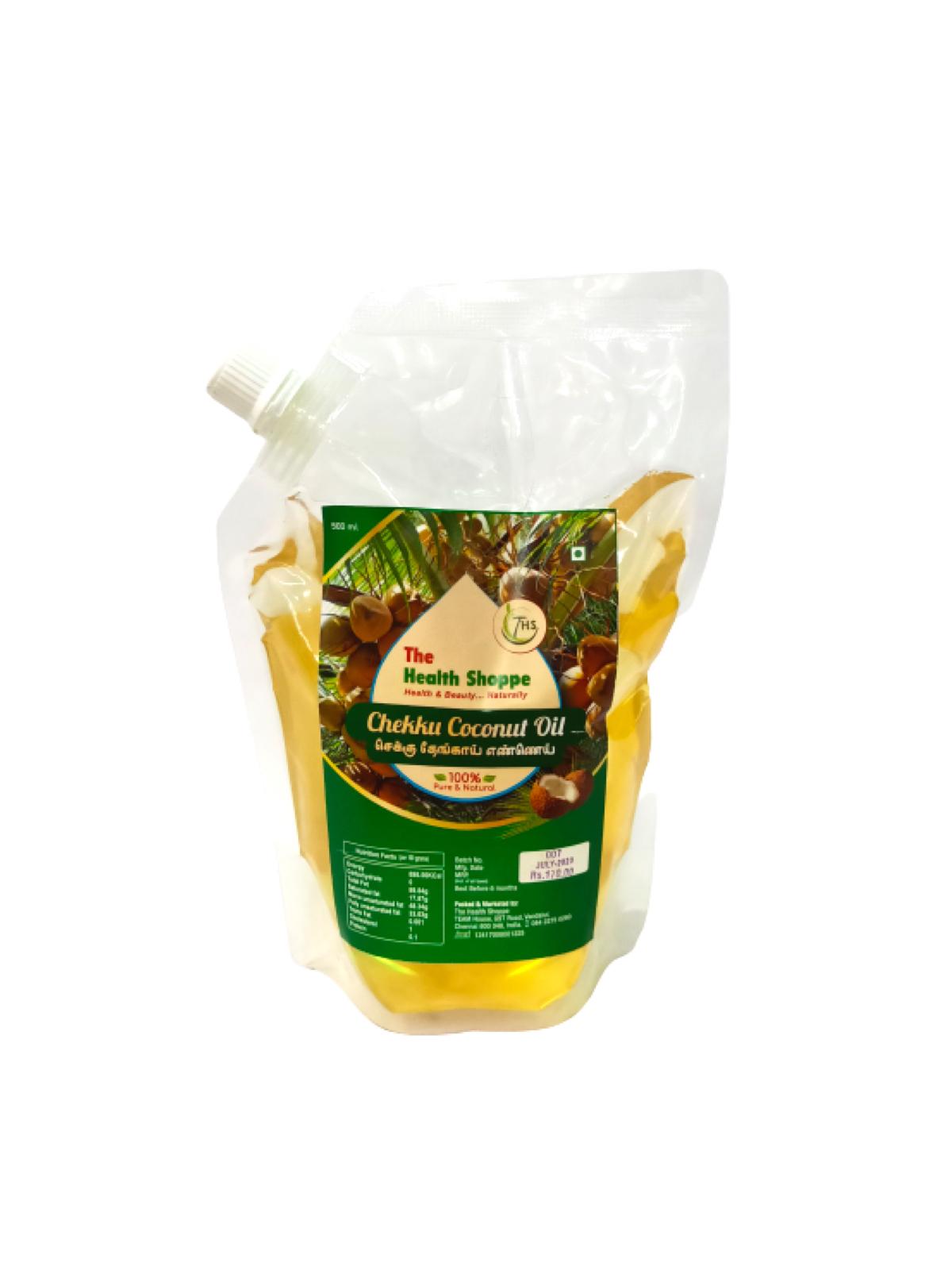 Chekku Coconut Oil 500ml