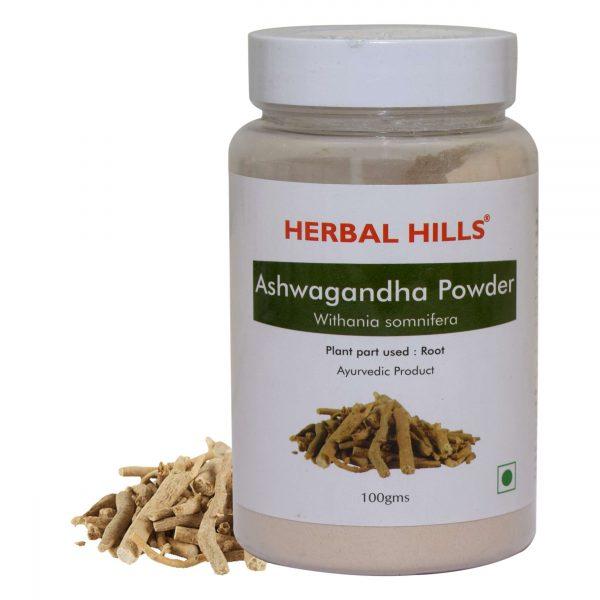 Herbal Hills Ashwagandha