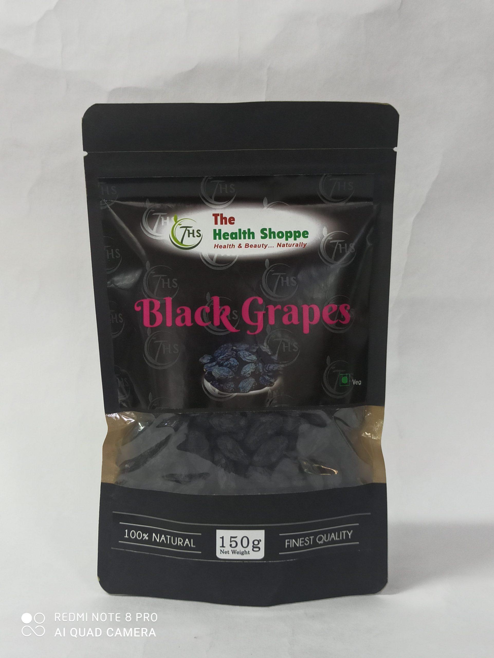 """THS""BLACK GRAPES 150GM"