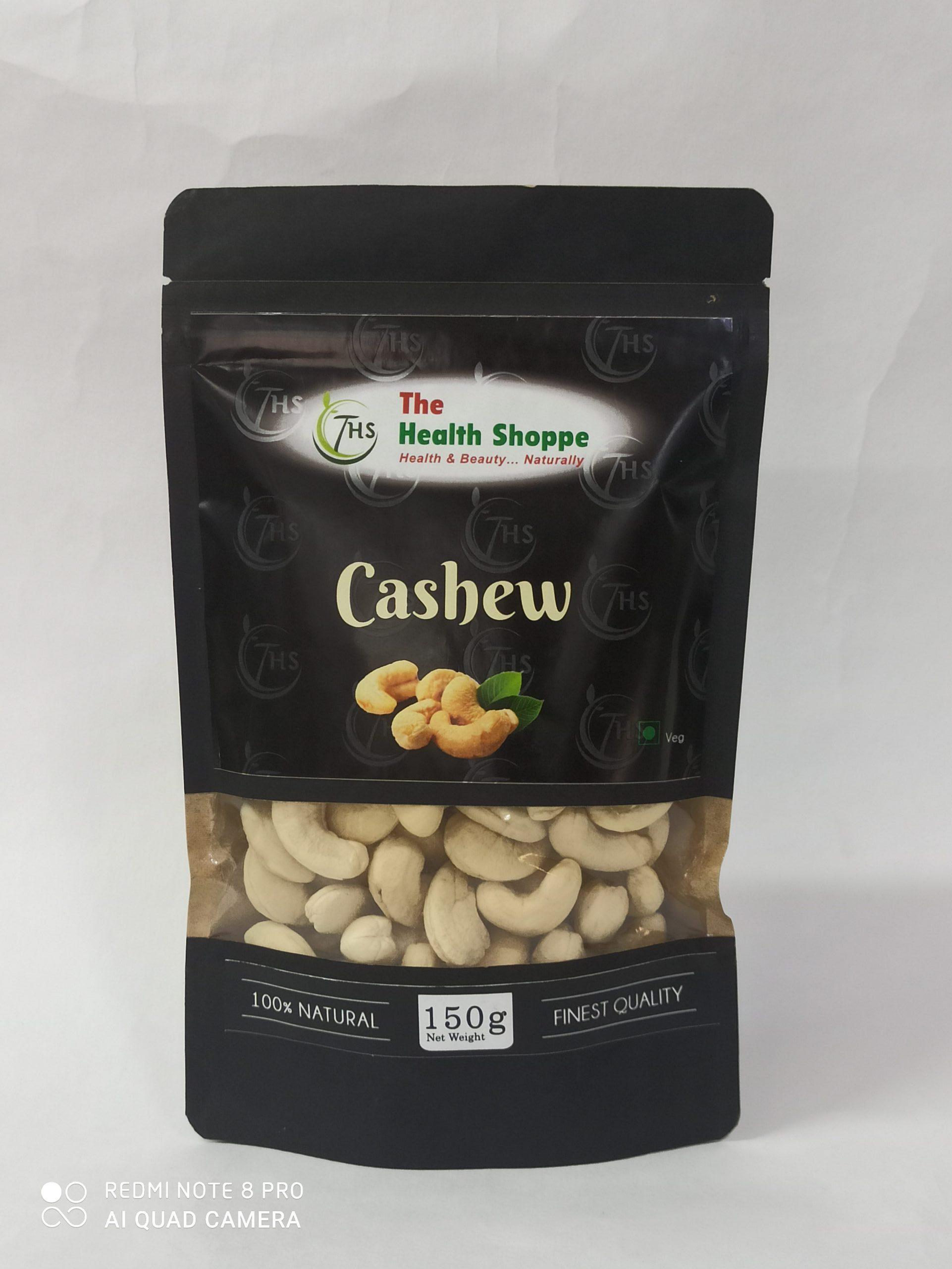 """THS""Cashew 150gm"