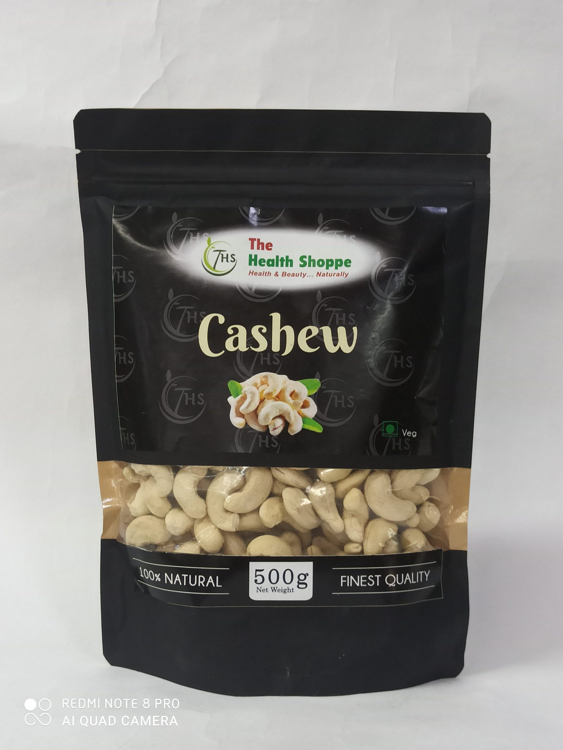 """THS""Cashew 500gm"