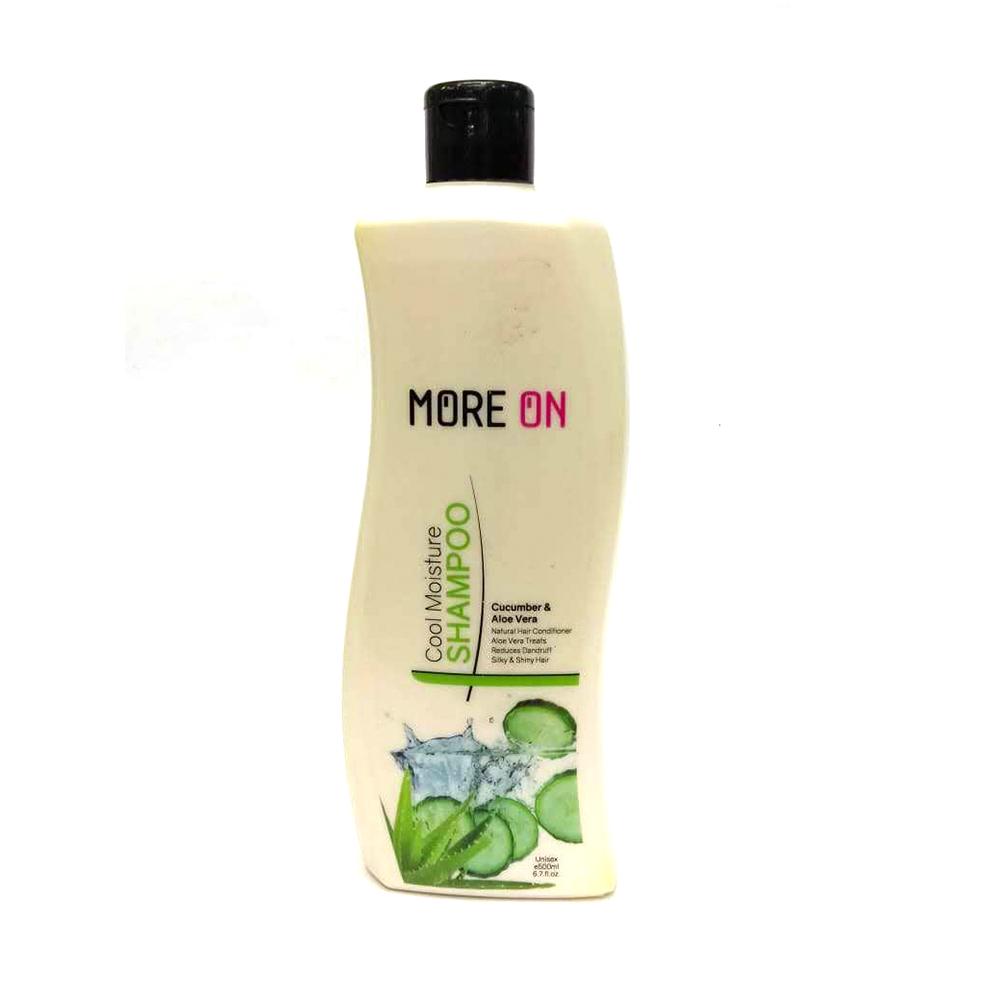 More On Cucumber Shampoo