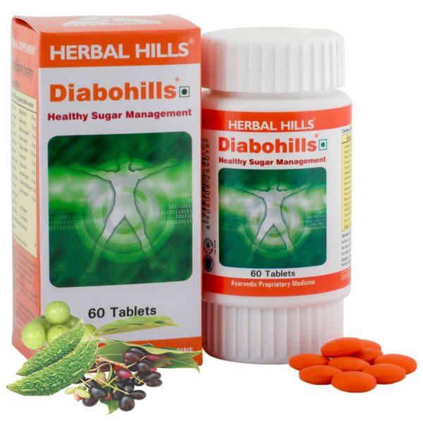 Herbal Hills Diabohills