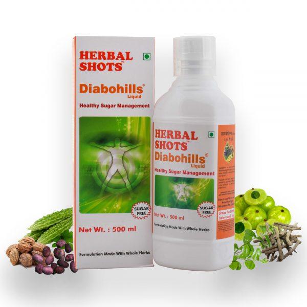 Herbal Hills Diabohills Juice
