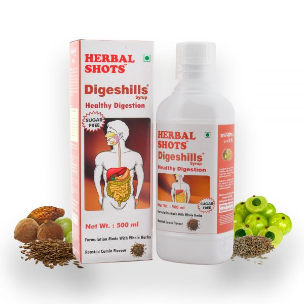 Herbal Hills Digeshills Syrup