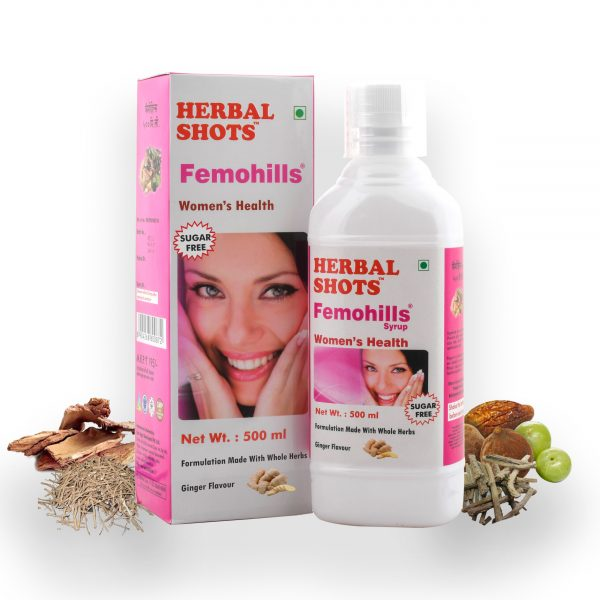 Herbal Hills Femohills Tablets