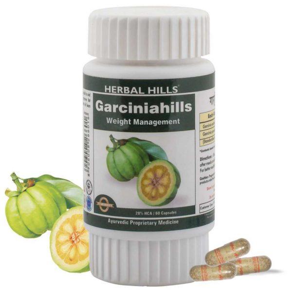 Herbal Hills Garcinia Cambogia Capsules
