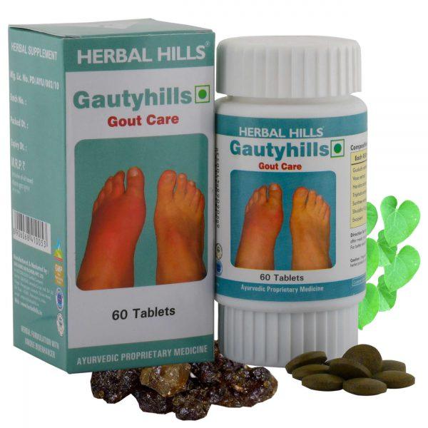 Herbal Hills Gautyhills Tablets