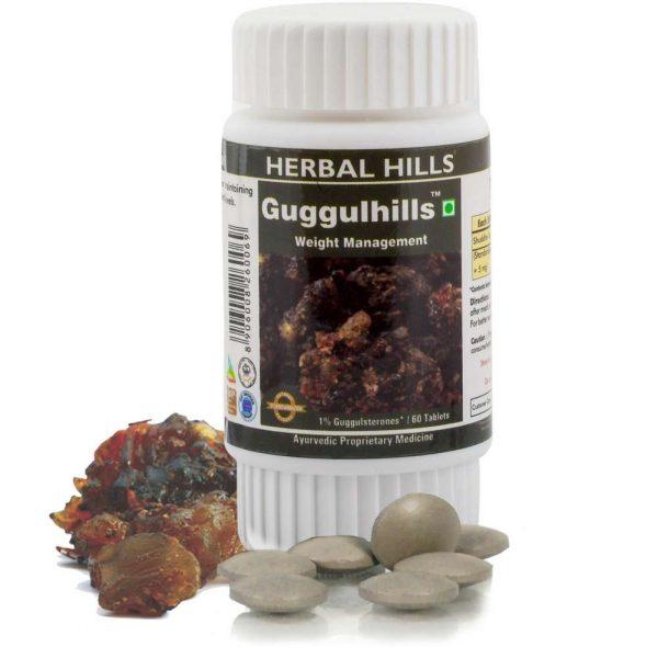 Herbal Hills Guggul Tablets
