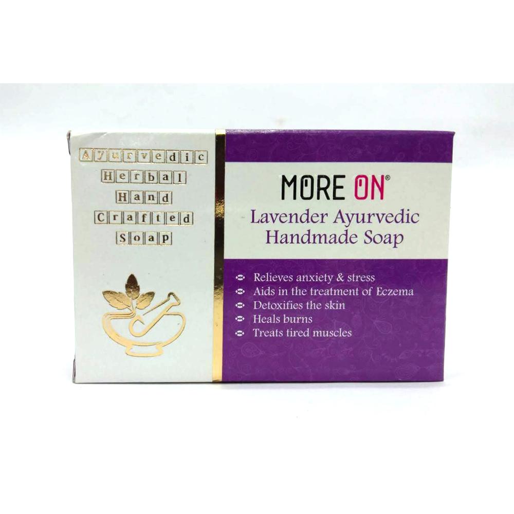 More On Handmade Lavender Soap