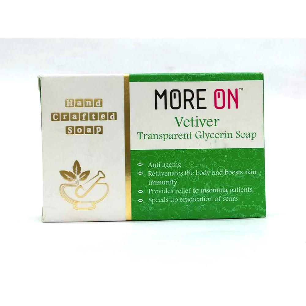 More On Handmade Vetiver Soap