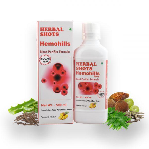 Herbal Hills Hemohills Syrup