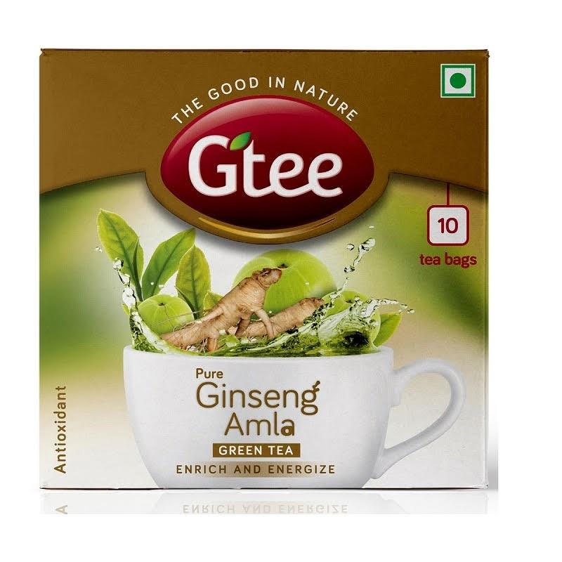 Gtee Ginseng Root And Amla