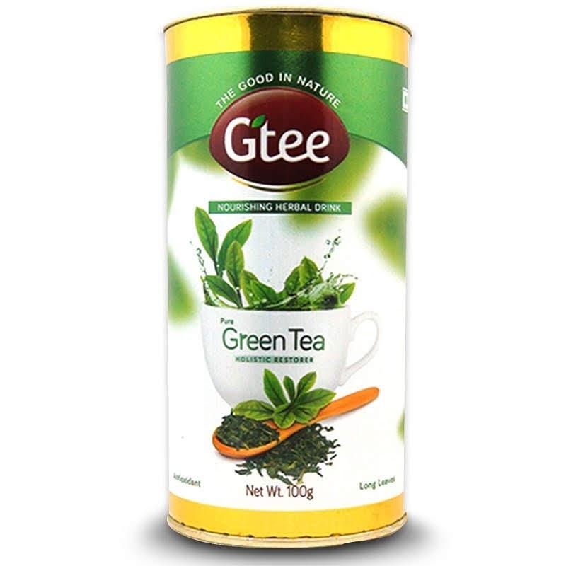 Gtee Green Tea Leaves
