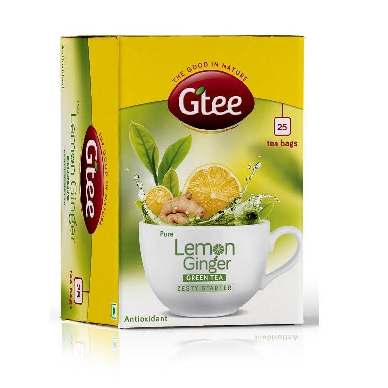Gtee Lemon Ginger