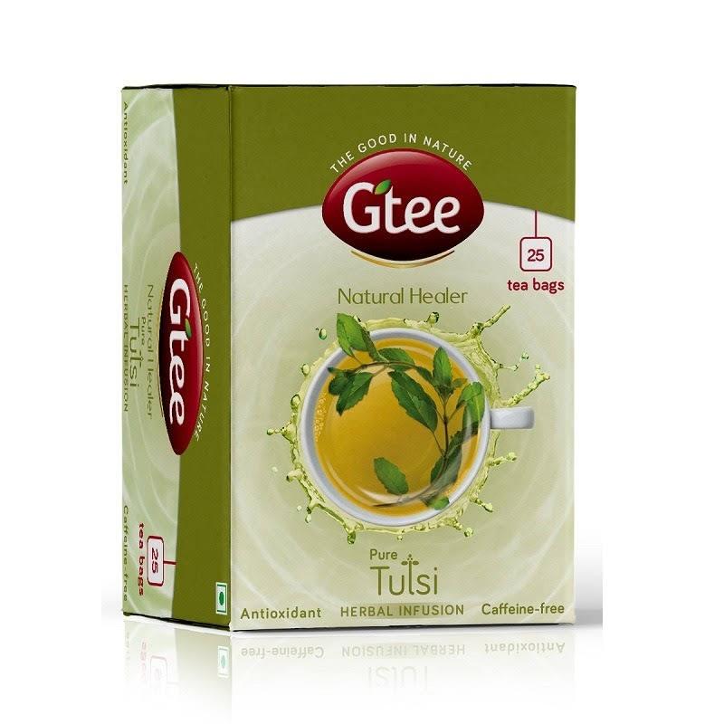 Gtee Tulsi Tea