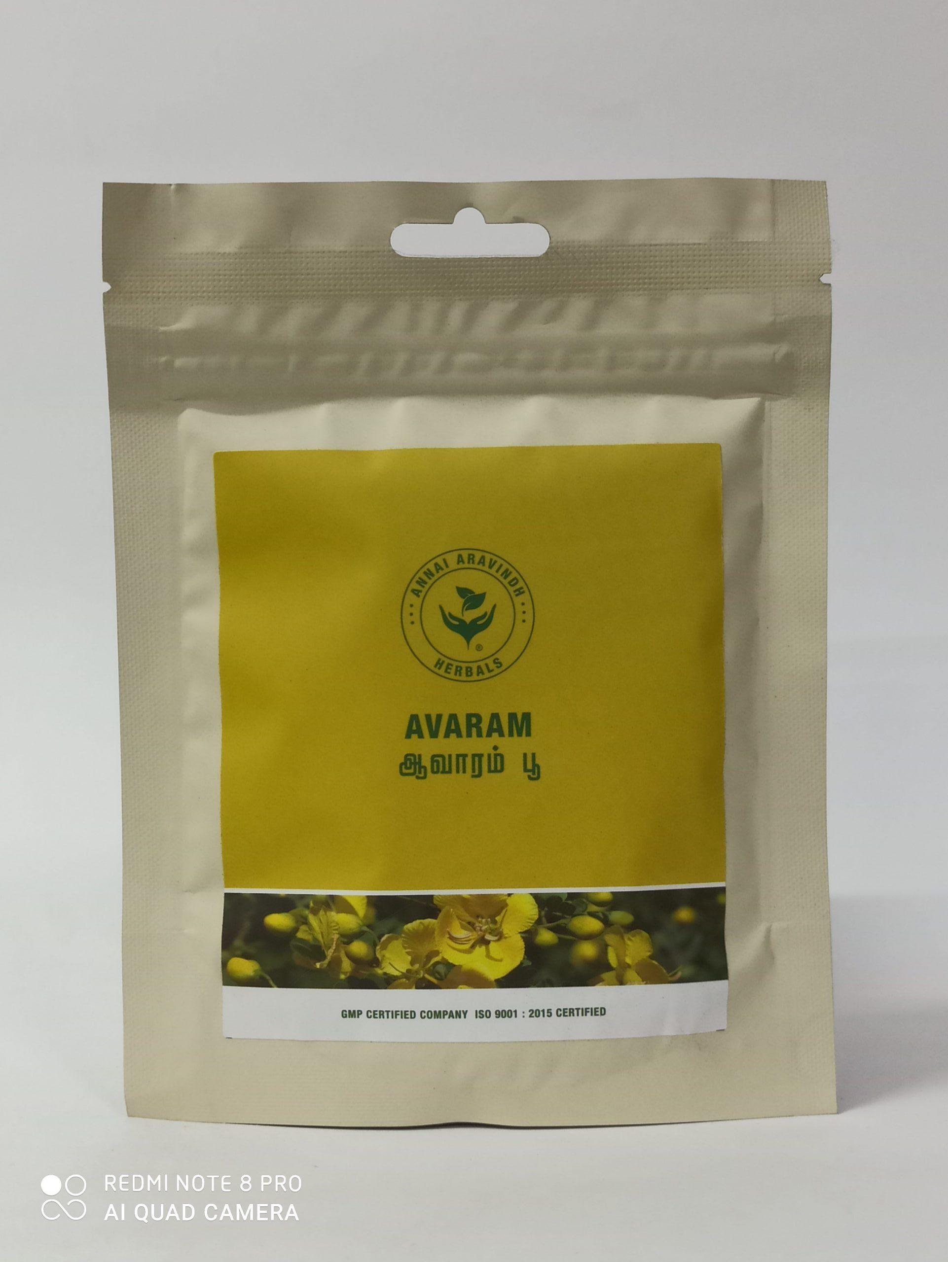 ANNAI ARAVINDH AVARAM POWDER 50GM
