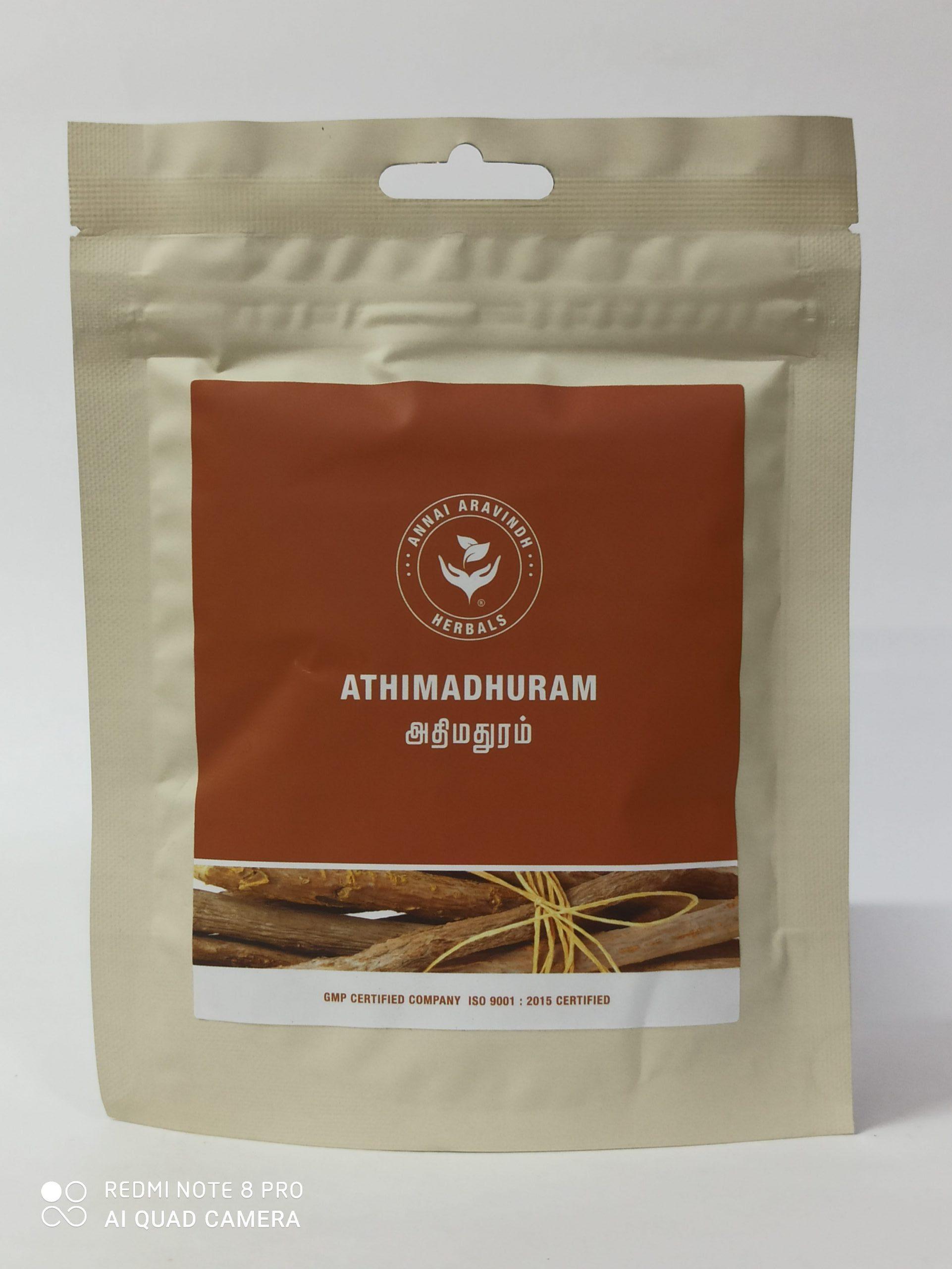 ANNAI ARAVINDH ATHIMADHURAM POWDER 50GM