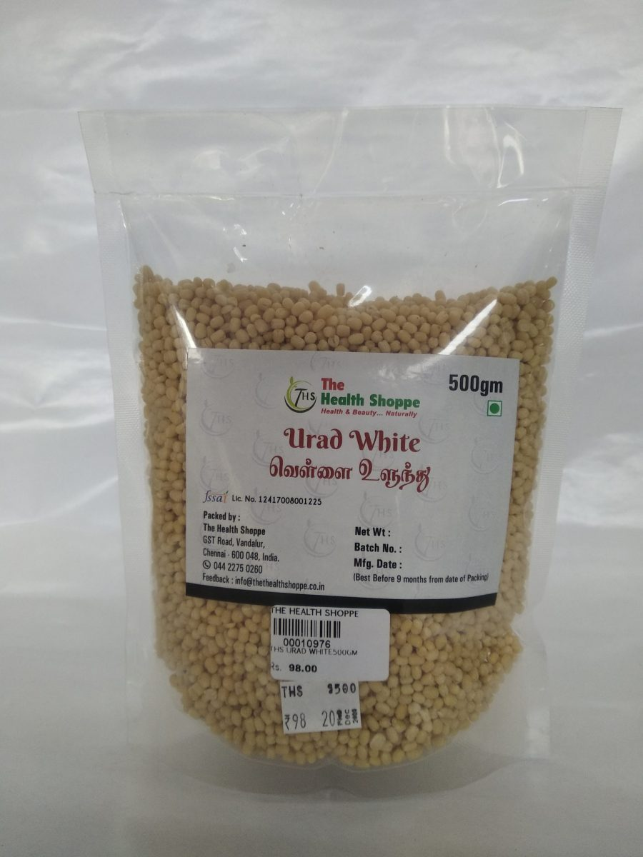 THS URAD WHITE 500GM