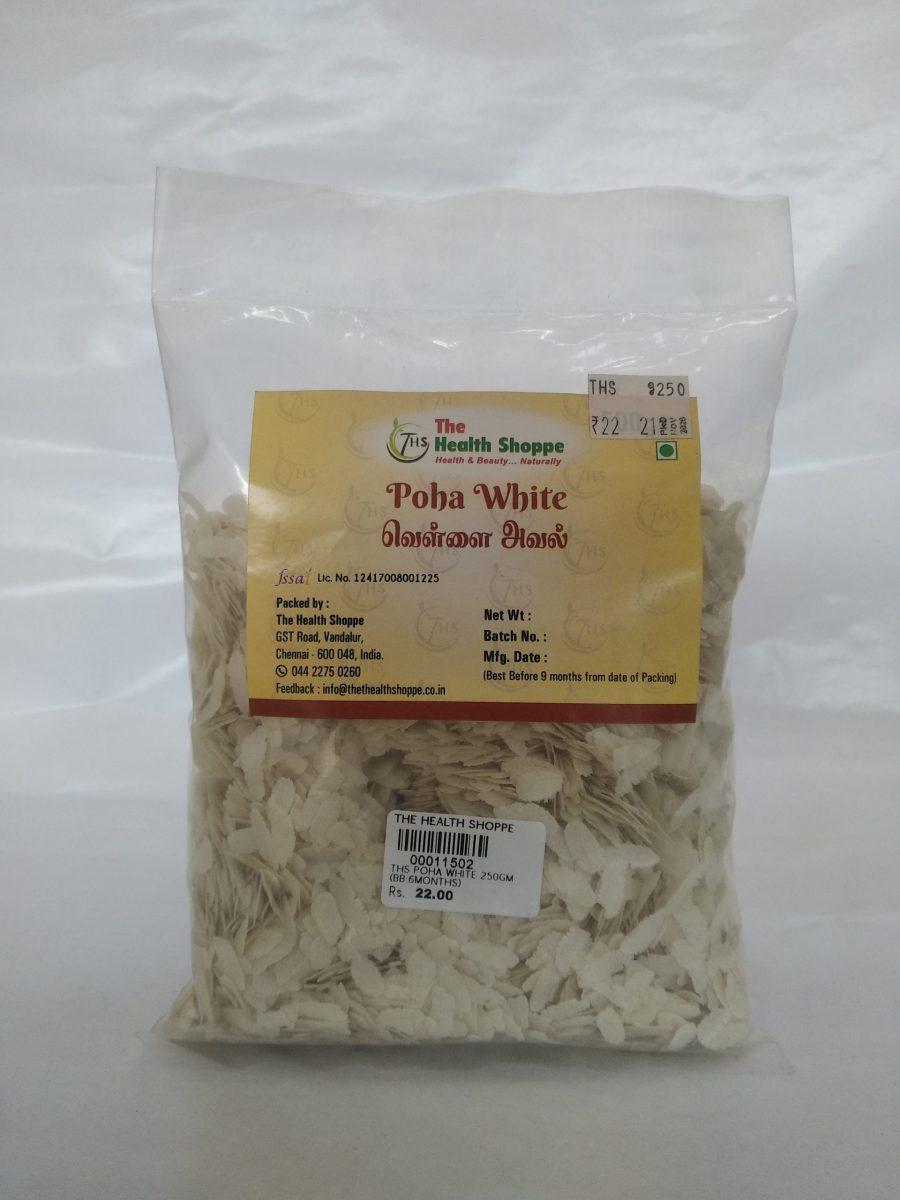 THS POHA WHITE 250GM