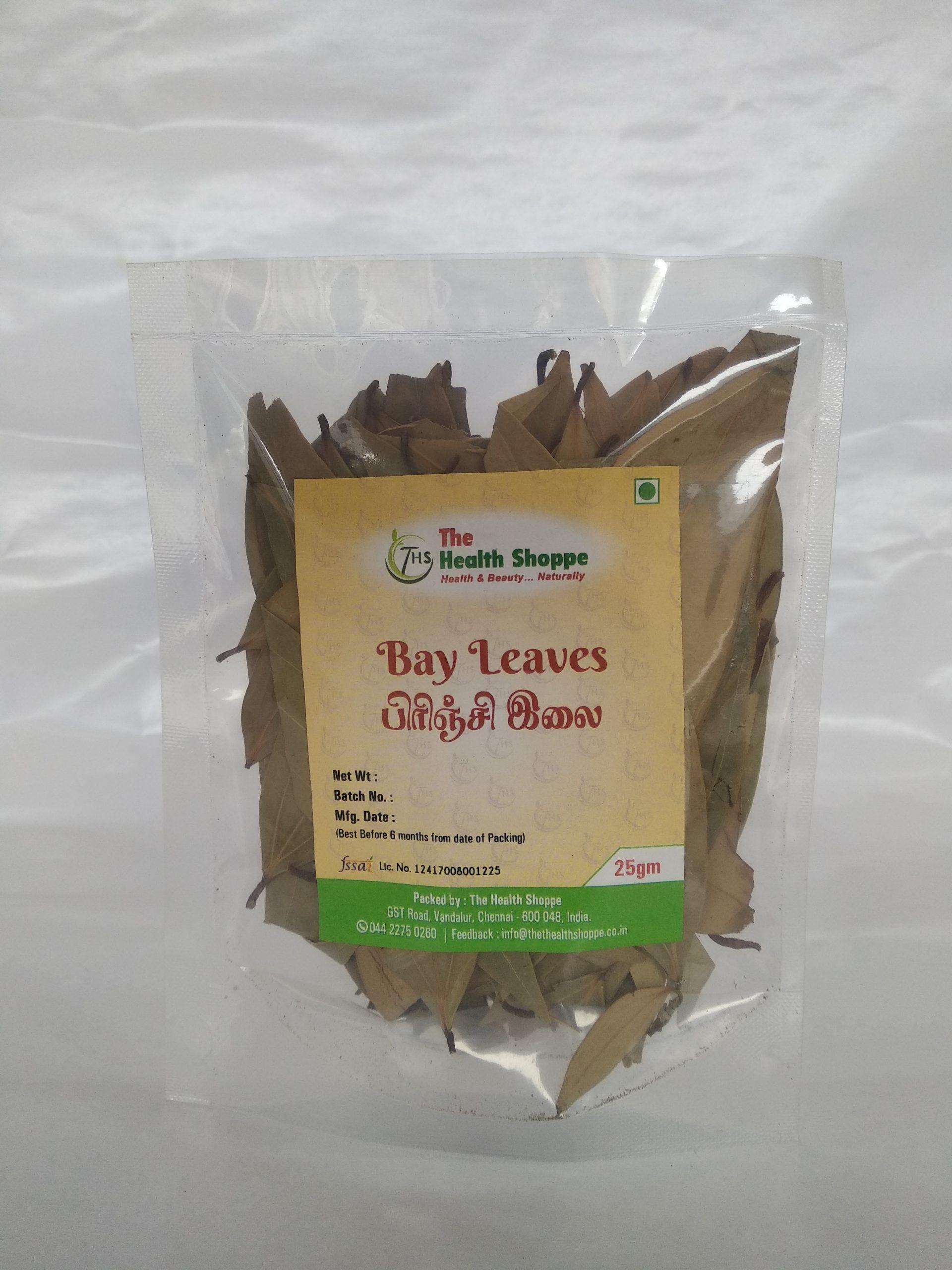 THS BAY LEAVES 25GM