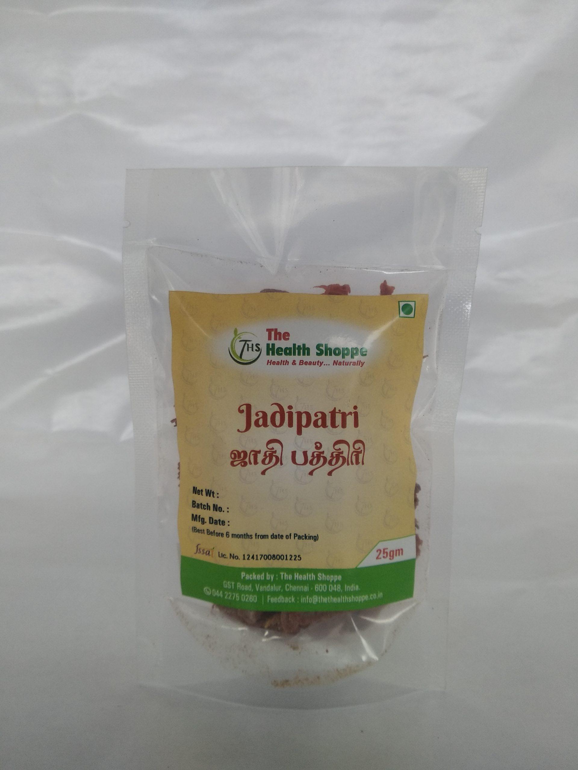 THS JADIPATRI 25GM