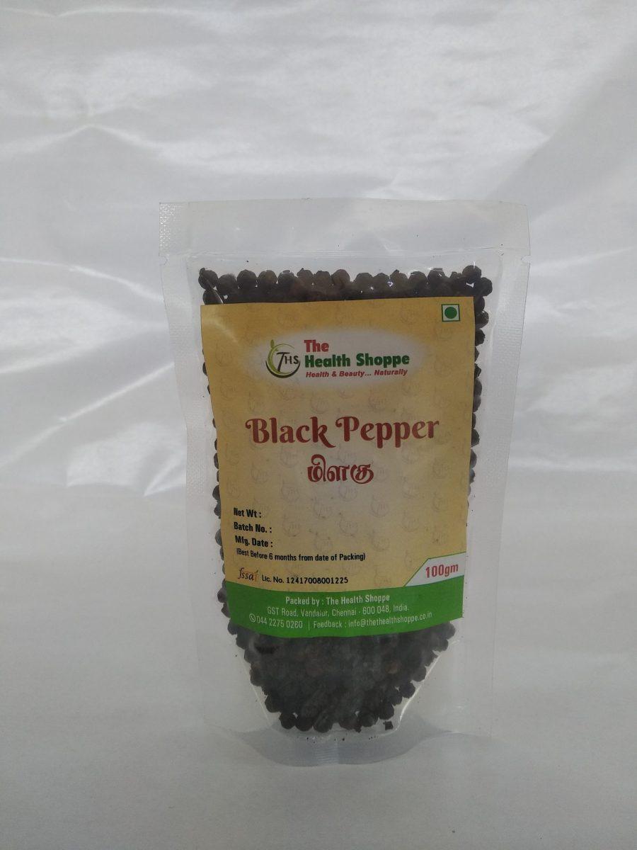 THS BLACK PEPPER 100GM
