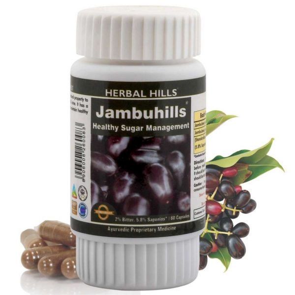 Herbal Hills Jambu Capsules