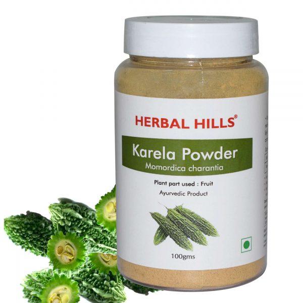 Herbal Hills Karela Powder