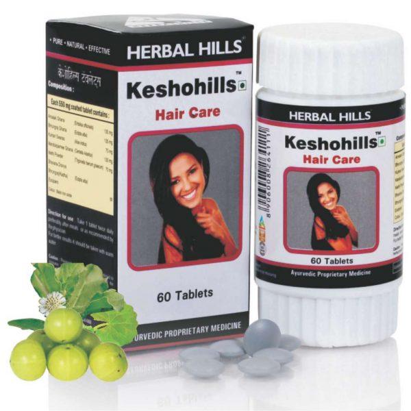 Herbal Hills Keshohills Tablets
