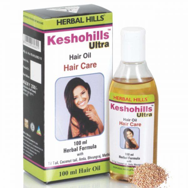 Herbal Hills Keshohills Ultra Oil