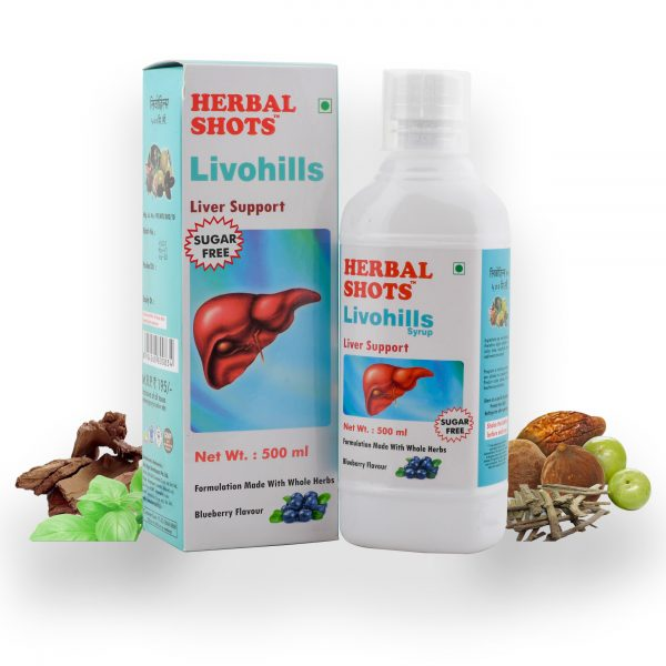Herbal Hills Livohills Syrup
