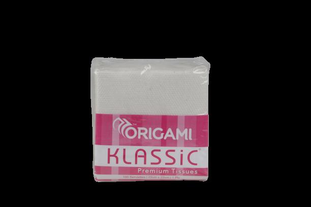 ORIGAMI PREMIUM TISSUES 100SHEETS