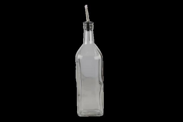 TMC GLASS OIL BOTTLE 500ML