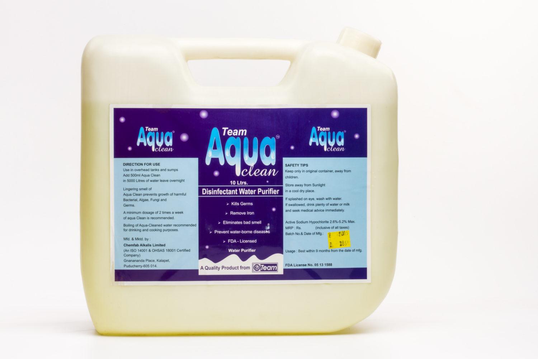 TEAM Aqua Clean - Water Purifier - 10 lit