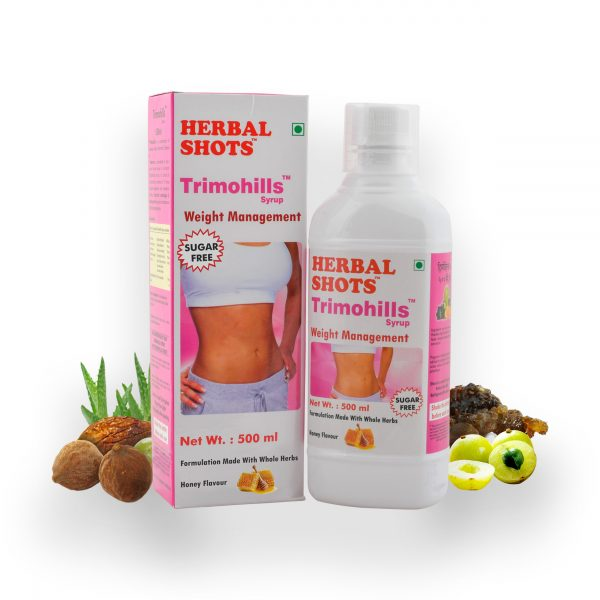 Herbal Hills Trimohills Syrup
